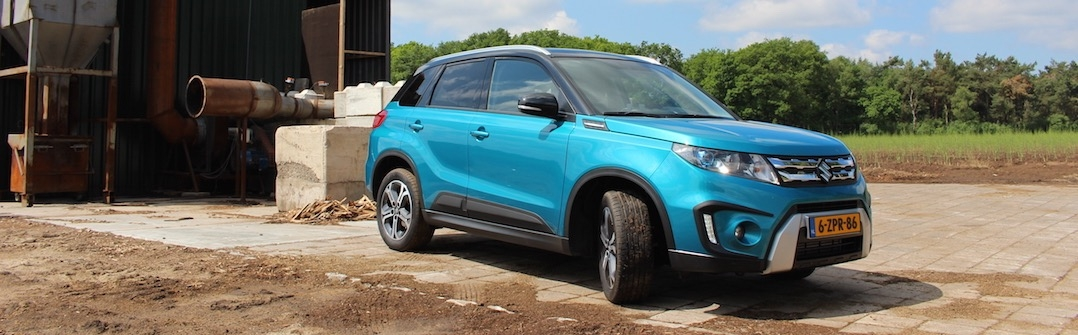 Suzuki Vitara financieel interessant alternatief