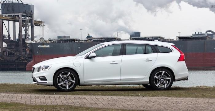 Volvo V60 Plug In Hybrid Ik Wil M
