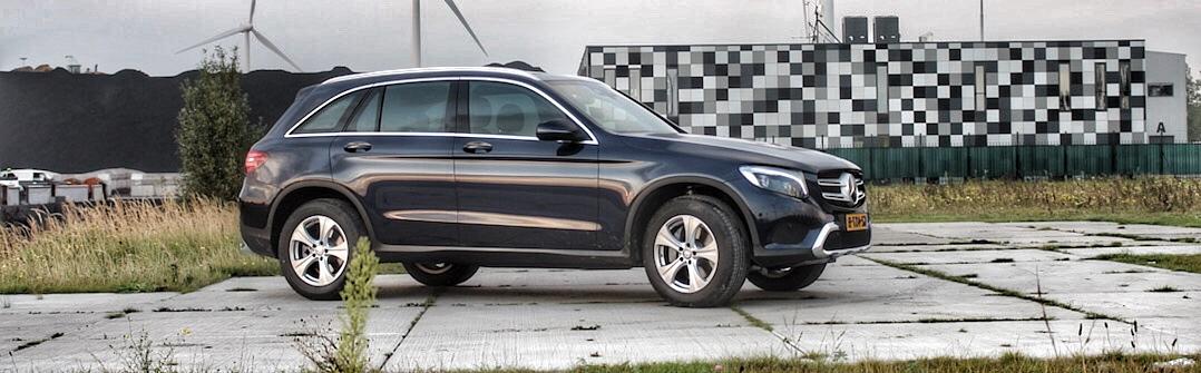 Mercedes Benz Glc 250 4matic Bevangen Door Rust