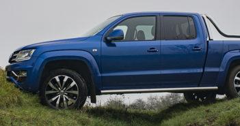 Volkswagen Amarok bedrijfsauto bestelwagen Driving-Dutchman autotest rijtest