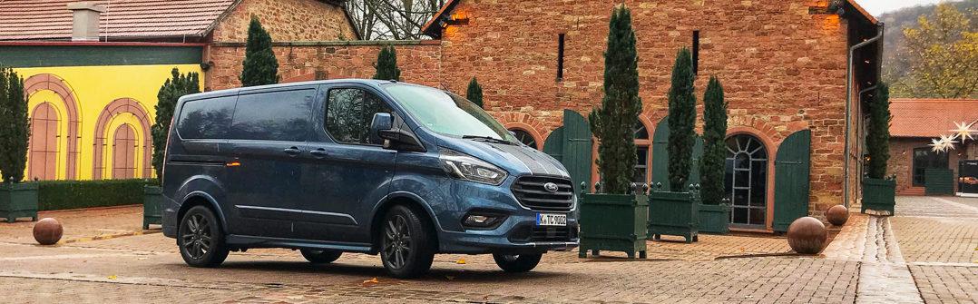 Autotest Ford Transit Custom Modeljaar 2018