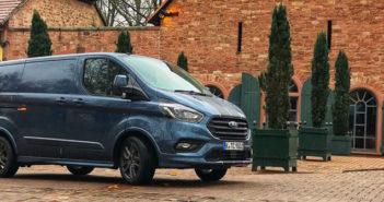 Ford Transit Custom Driving-Dutchman rijtest autotest bestelwagen bedrijfswagen