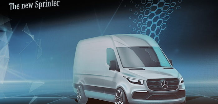 Mercedes-Benz Pro adVANce Sprinter Driving-Dutchman