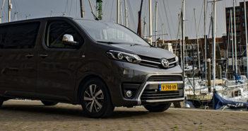 Rijtest Toyota PROACE Dubbel Cabine autotest bedrijfswagen bestelwagen bestelbus