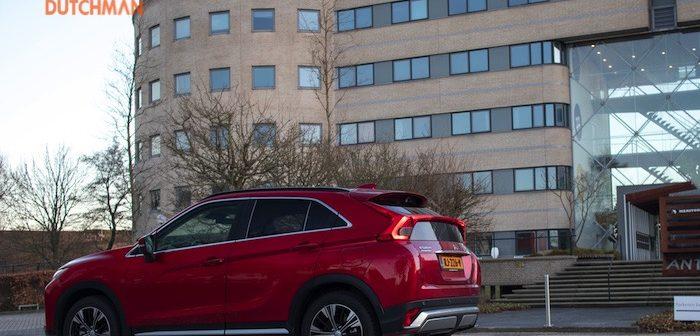 Rijtest Mitsubishi Eclipse Cross Driving-Dutchman autotest