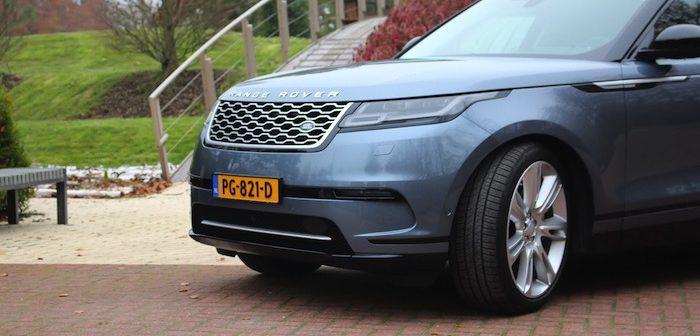 Range Rover Velar Driving-Dutchman autotest rijtest