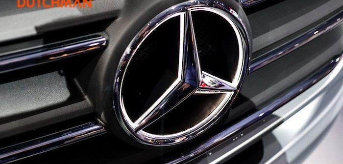 Mercedes-Benz Mercedes Sprinter 2018 introductie presentatie auto nieuws autonieuws Driving-Dutchman