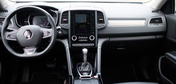 Renault Koleos DCi 175 4x4 Initiale Paris Driving-Dutchman autotest rijtest