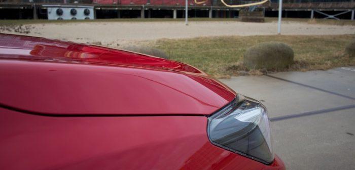 Autotest Subaru Impreza 2018 Driving-Dutchman motorkap