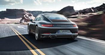 de 5 voordelen van de Porsche boxermotor