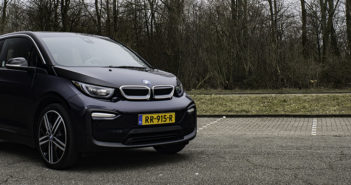 BMW i3 rijtest