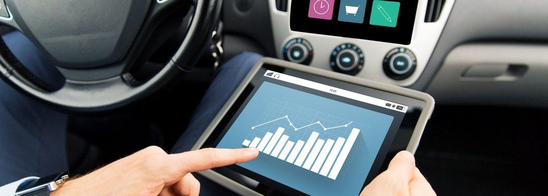 Moderne elektronica in auto's biedt kansen voor hackers