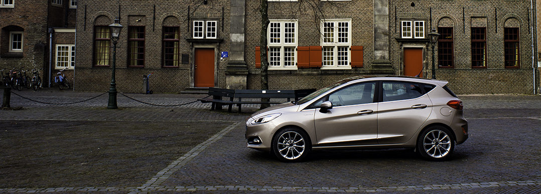 rijtest Ford Fiesta Vignale 1