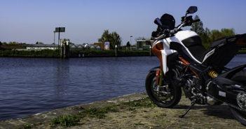 Ducati Multistrada Pikes Peak test 1