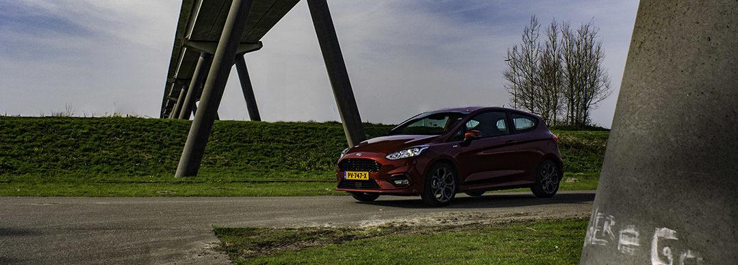Ford Fiesta ST line test 1