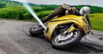Nooit meer op je plaat dankzij Bosch air jets op je motorfiets Driving-Dutchman