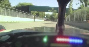 Formule 1 vanuit de coureur gezien