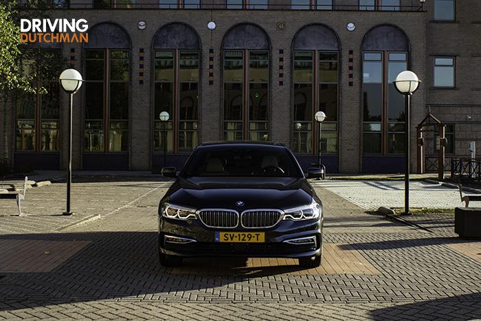 Rijtest BMW 530e hybrid