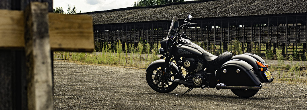 Rijtest Indian Springfield Dark Horse 1