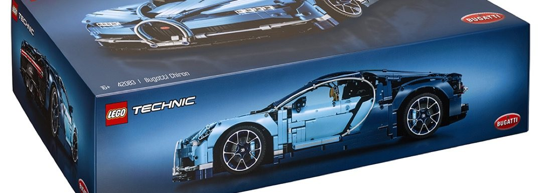 LEGO Bugatti Chiron Driving-Dutchman