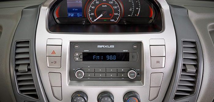 Maxus presenteert op IAA volledig elektrische EV80 bedrijfswagen Driving-Dutchman