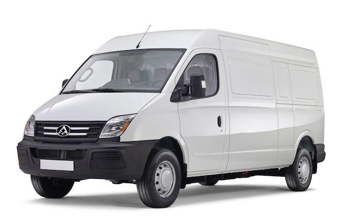 Maxus presenteert op IAA volledig elektrische EV80 bedrijfswagen Driving-Dutchman 1