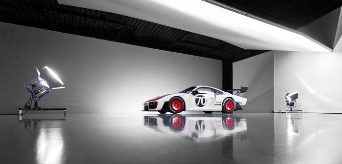 Porsche herintroduceert exclusieve nieuwe editie van de legendarische 935 Driving-Dutchman