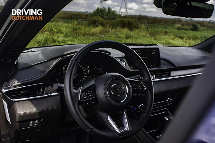 Rijtest Mazda6
