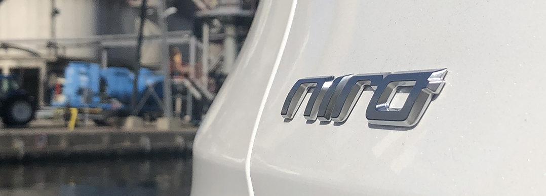 Rijtest Kia Niro Plug-in Hybrid
