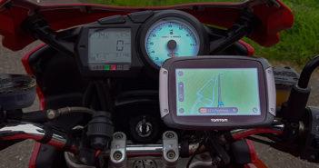 test tomtom rider 550