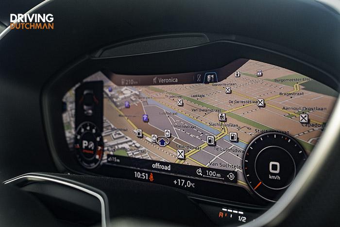 Rijtest Audi TTS Roadster