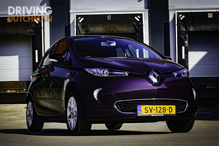 Rijtest Renault Zoe