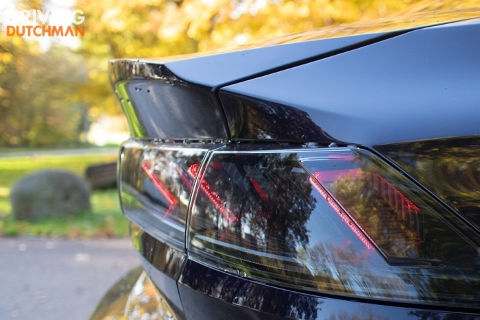 Autotest Peugeot 508 2019 Driving-Dutchman