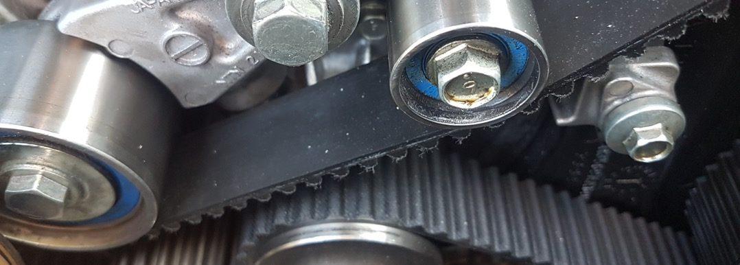 Niet meer spannende Subaru distributie demper Driving-Dutchman