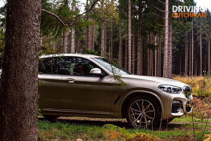 Rijtest BMW X4