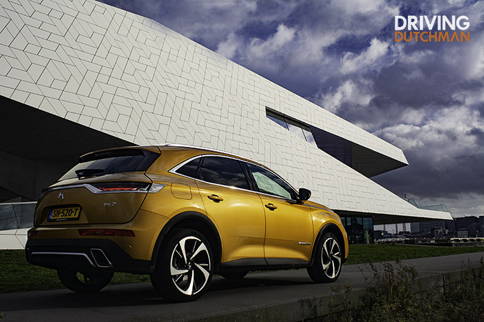 Rijtest DS 7 Crossback