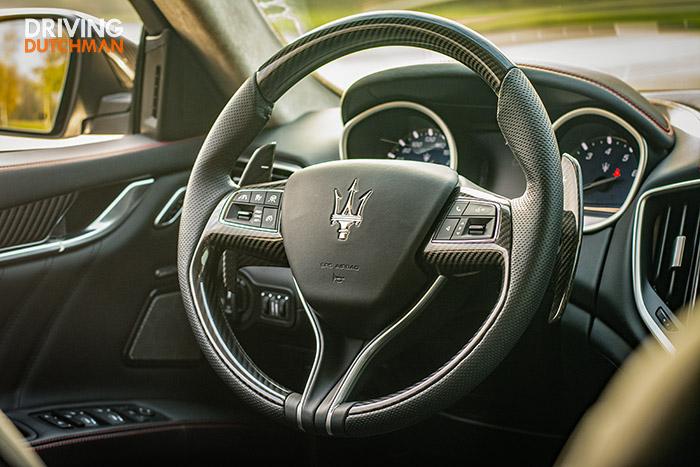 Rijtest Maserati Ghibli GranSport 2