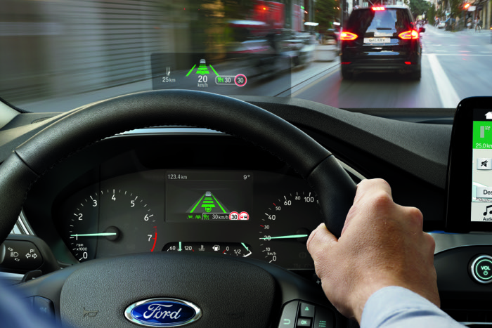 Ford Focus Co-Pilot360 Driving-Dutchman