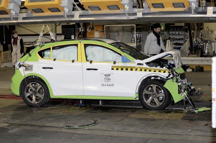 Geavanceerde technologie en technische innovaties Ford Focus Driving-Dutchman