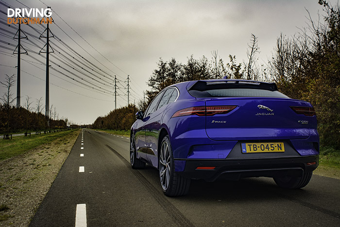 Test Jaguar I-Pace