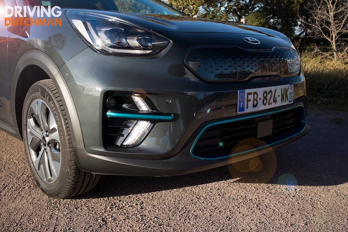 Test Kia e-Niro Driving-Dutchman