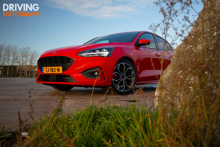 Test nieuwe Ford Focus Driving-Dutchman