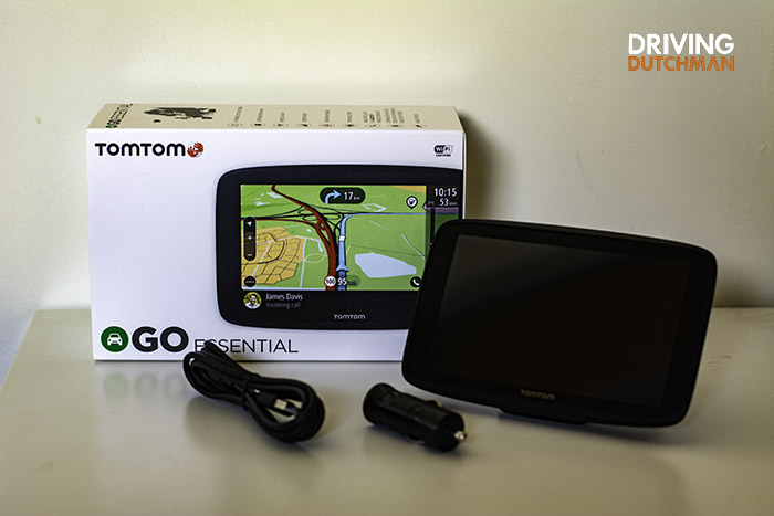 test TomTom GO Essential