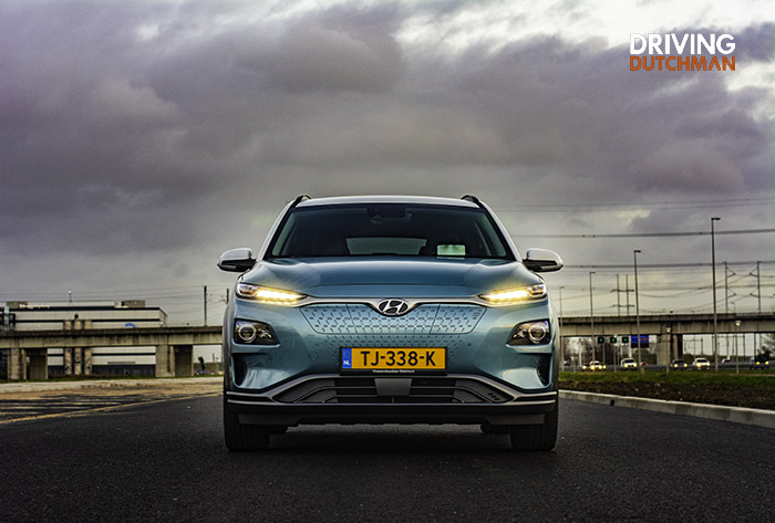Test Hyundai KONA Electric