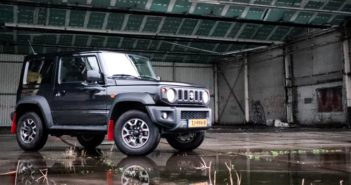 Test Suzuki Jimny Driving-Dutchman