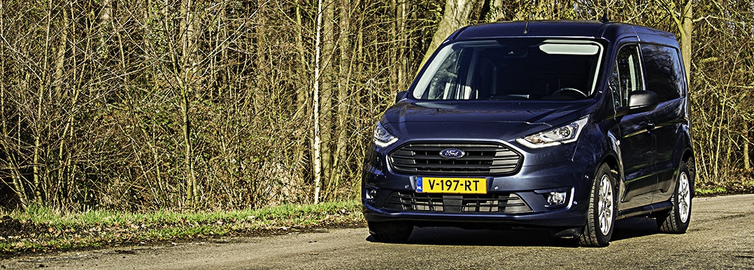 Test Ford Transit Connect