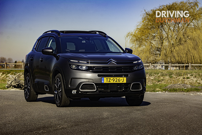 Test Citroën C5 Aircross