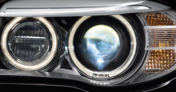 Xenon verlichting BMW 1-serie in de war Driving-Dutchman