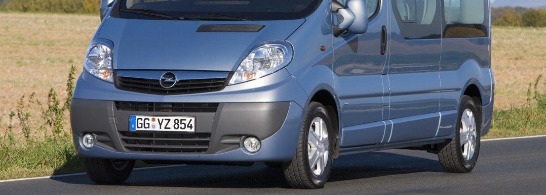 Opel Vivaro slaat niet meer aan Driving-Dutchman