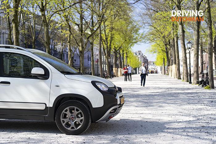 Test Fiat Panda City Cross